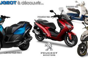 Peugeot GAMME à découvrir